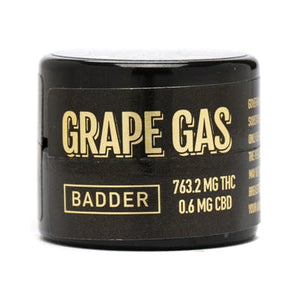 Grape Gas Live Resin Badder (I)