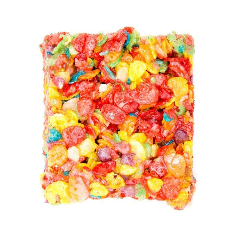 EDIBLES - Fruity Krispy Treats 100mg
