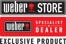 Weber Store and Weber Specialist Dealer Exclusive Product