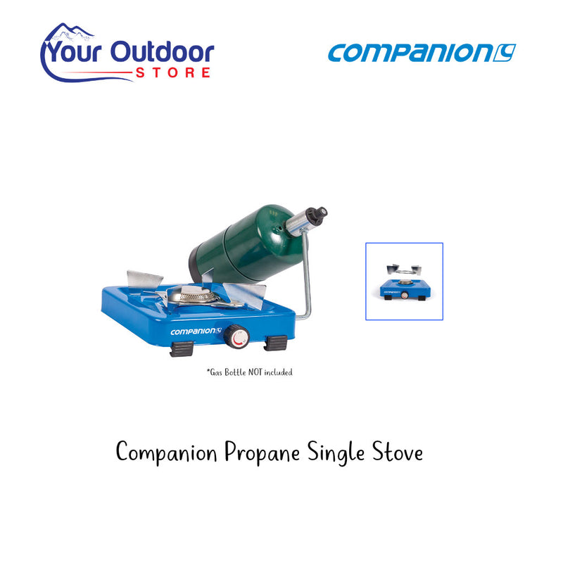 Companion Single Propane Stove