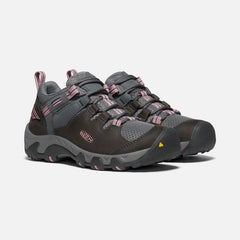 Magnet Nostalgia Rose | Keen Womens Steens Vent Hike Shoe- Pair angled side/front