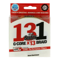 Sufix 131 G-Core x 13 Braid