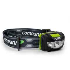Companion XStream Pro Series XP135R Rechargeable Headlamp