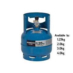 Companion LPG Gas 3/8in Cylinder