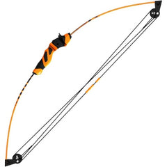 Barnett Wild Hawk 18LB Compound Bow | Black and Orange | Side View of the bow itself | Your Outdoor Store