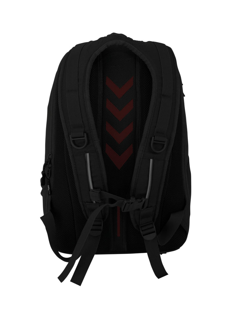Jet Black Marine Blue | Black Wolf Blackburn Daypack- Hero