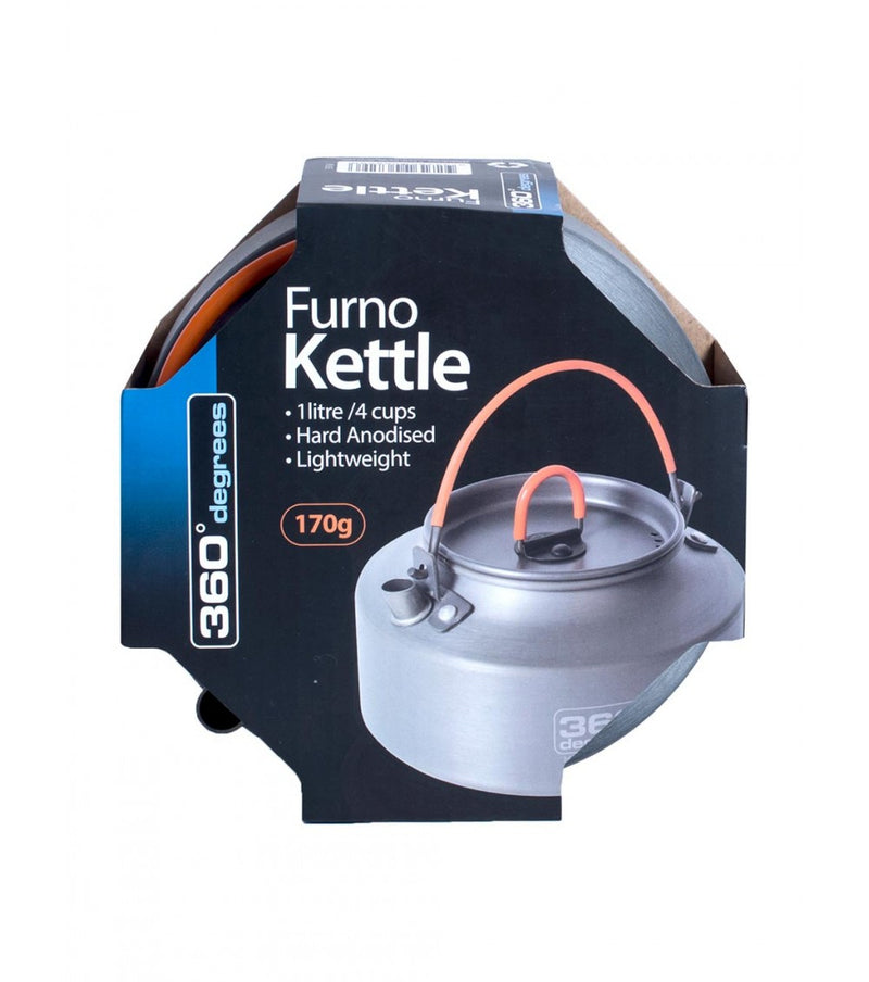 360 Degrees Furno Kettle. Your Outdoor Store