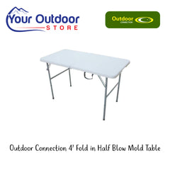 Outdoor Connection 4ft Blow Mould Table