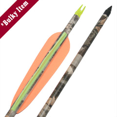 Patriot Carbon Arrow Camo Helical 350 Spine