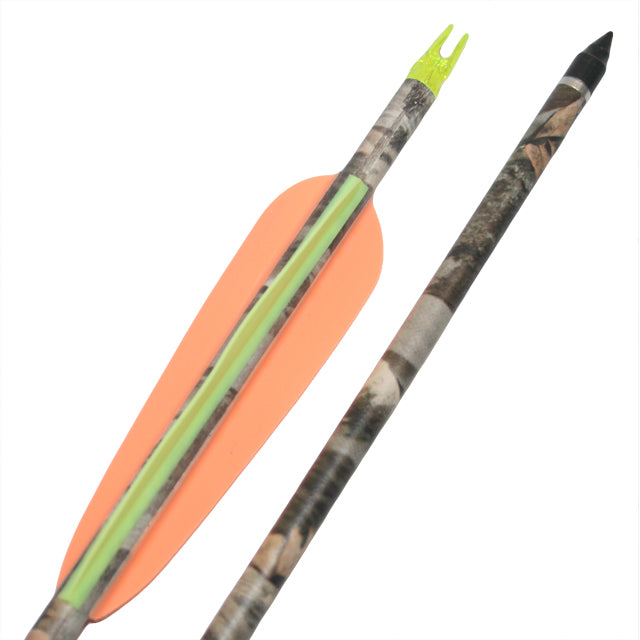 Black/Yellow | Lil Banshee Junior Target Archery Set. B1083