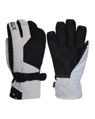 White | XTM Ladies Les Triomphe Ski Glove. Pair