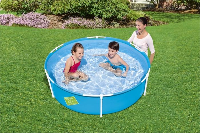 Blue | Bestway First Frame Pool 1.52m x 38cm