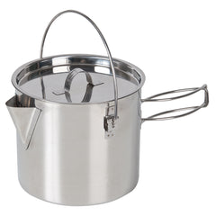 Campfire Stainless Steel Billy Kettle 750ml