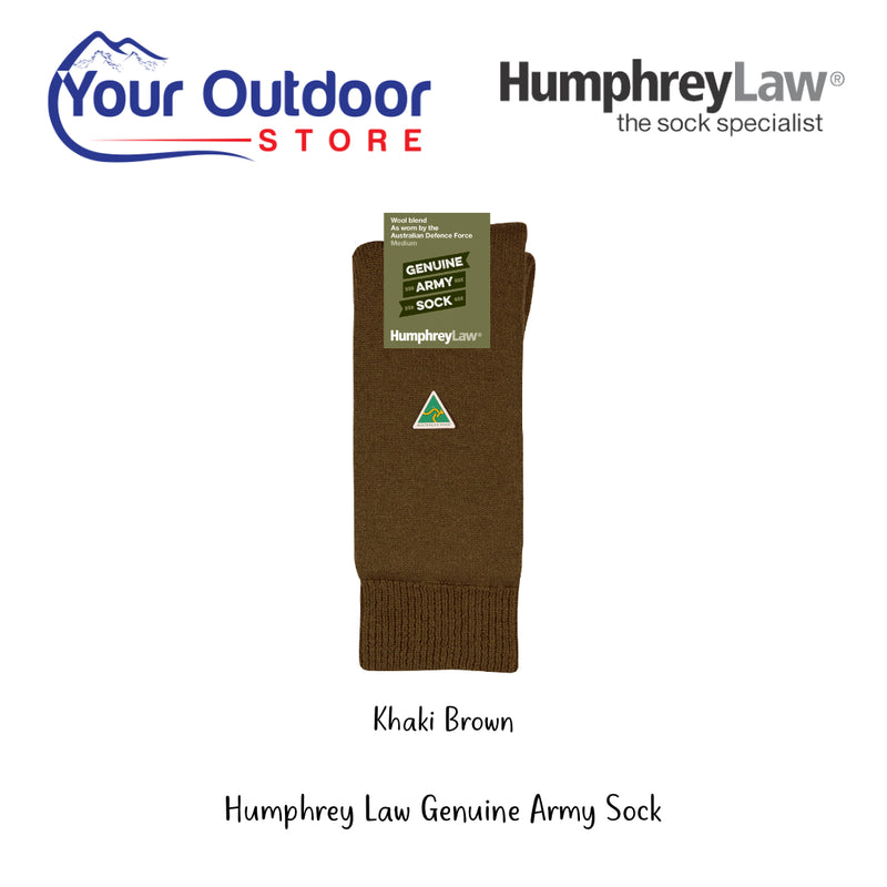 Hero | Humphrey Law Genuine army sock
