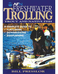 Australian Fishing Network. Freshwater Trolling Trout and Native Fish
