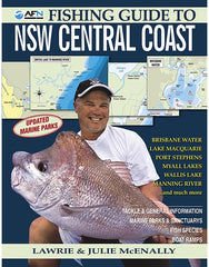 Australian Fishing Network. Fishing Guide To NSW Central Coast