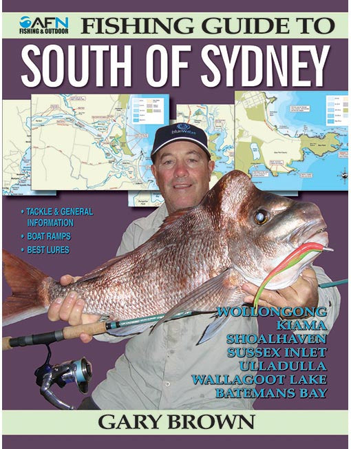 Australian Fishing Network. Fishing Guide to South of Sydney
