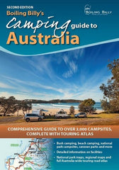 Boiling Billys Camping Guide to Australia Front Cover