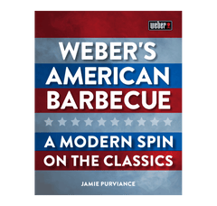 Webers American Barbecue Cookbook. Part Number 991166