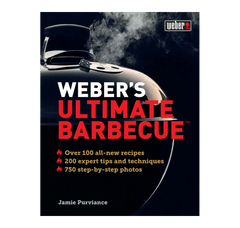 Weber's Ultimate Barbecue Cookbook. Part Number 991168