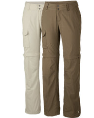 Colours | Columbia Silver Ridge Womens Convertible Pants