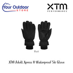 XTM Adult Xpress ll Waterproof Snow Glove