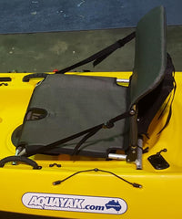 Aquayak Aluminum Fishing Seat