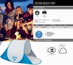Bestway Pavillon Secura Beach Tent