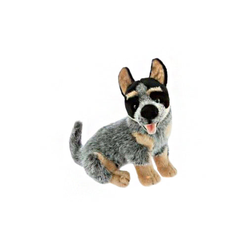 Bocchetta Cattle Dog Plush Puppy Toy- Rusty