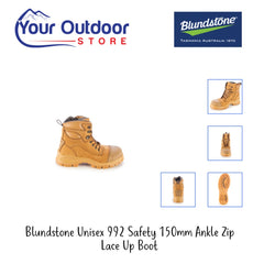 Wheat | Blundstone Unisex 992 Various angles and Images