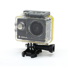 Oztrail 720P action camera with case