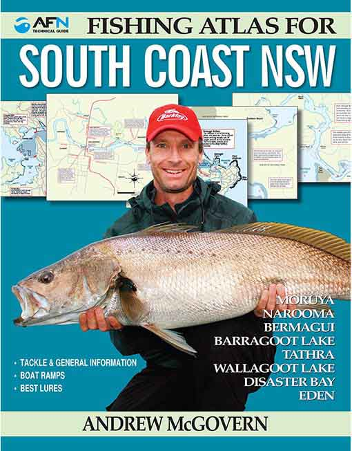 Australian Fishing Network. Fishing Atlas for South Coast NSW