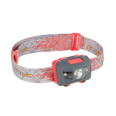 Oztrail 100L Headlamp. RED