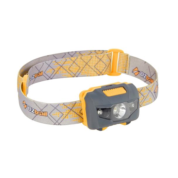 Oztrail 100L Headlamp. Blue