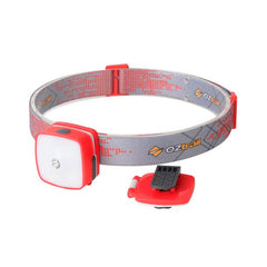 Oztrail 150L Headlamp. Red
