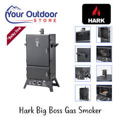 Hero | Hark Big Boss Gas Smoker