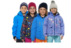 XTM Kamikaze Kids Water Proof Jacket