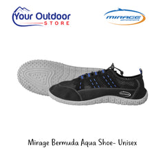 Black | Mirage Bermuda Aqua Shoe