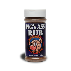 BBQ Spot Smokin Booty Rubs gift box. Pig's Ass Rub. Your Outdoor Store