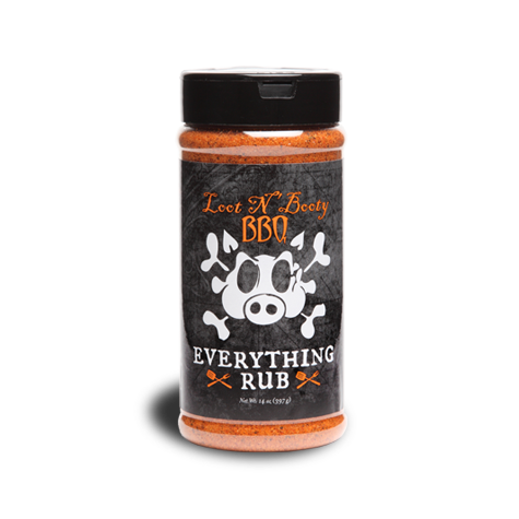Loot N Booty BBQ Everything Rub. Your Outdoor Store