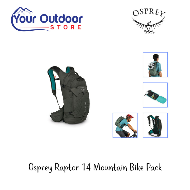 Osprey Moki with 1.5L Reservoir