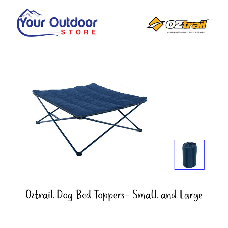 Oztrail Folding Dog Beds