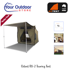 Oztent RV-2 Touring Tent