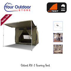 Oztent RV-3 Touring Tent