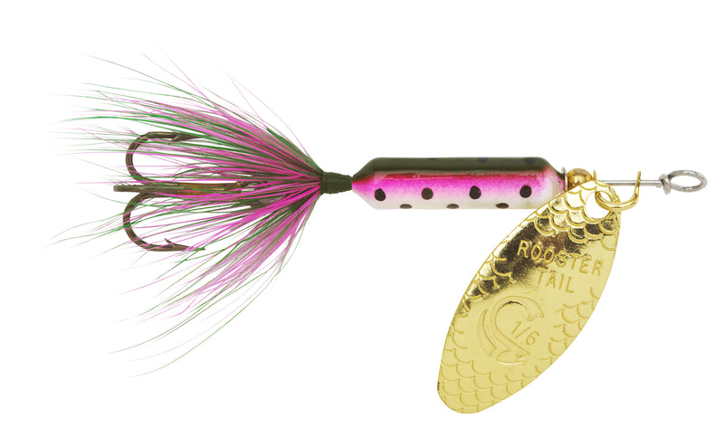 Brown Trout | Wardens Rooster Tail. Brown Trout (BRTR). Your Outdoor Store
