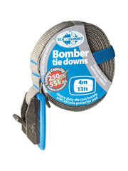 Blue | Sea To Summit Bomber Tie Downs. 4 Meters