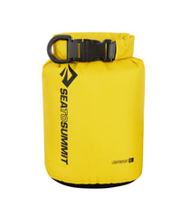 Yellow | Sea To Summit Lightweight Dry Sack. 1 Litre