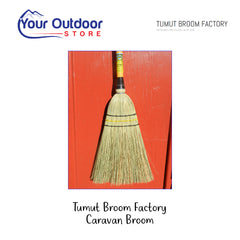 Tumut Broom Factory Caravan Broom