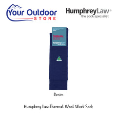 HumphreyLaw Thermal Wool Work Sock