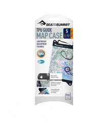 Clear | Large | Sea To Summit TPU Guide Map Case. Packaging